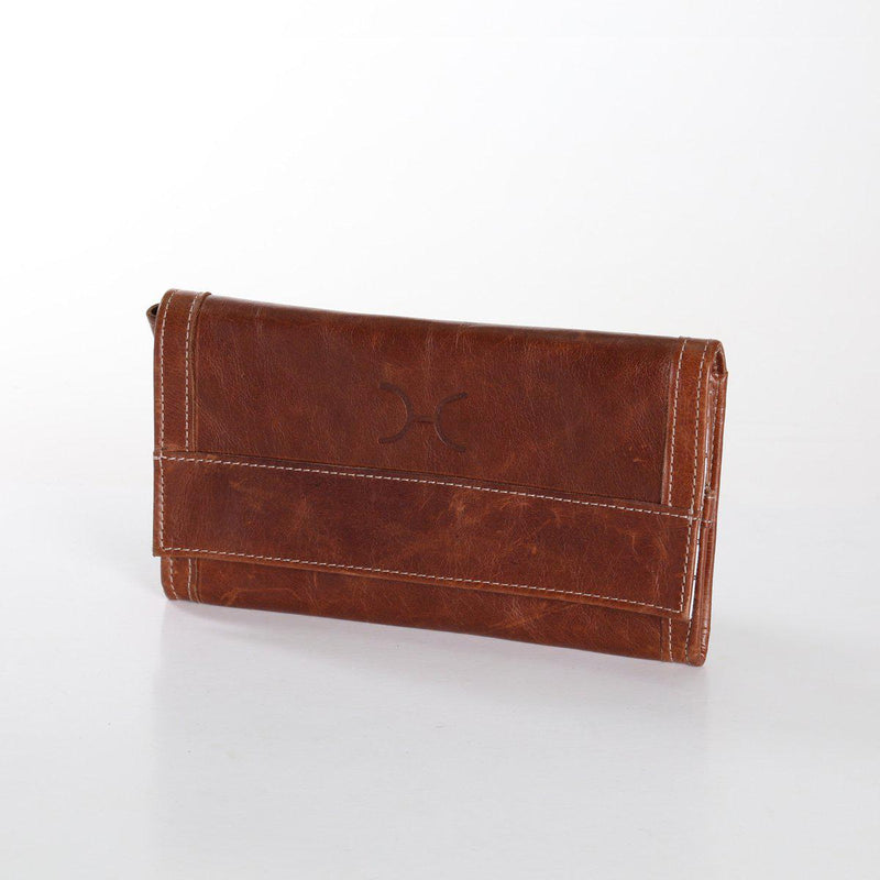 Thandana Leather Travel Wallet - KaryKase