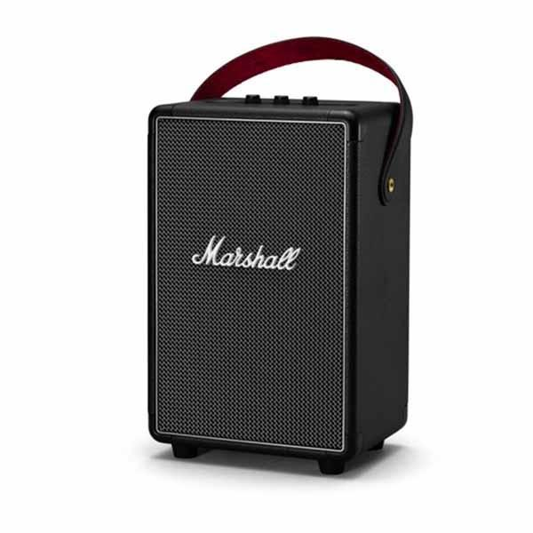 Marshall Tufton Bluetooth Portable Speaker | Black - KaryKase