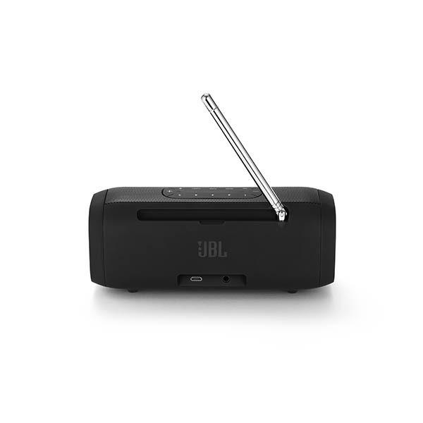 JBL Tuner Portable Bluetooth FM Radio speaker | Black - KaryKase