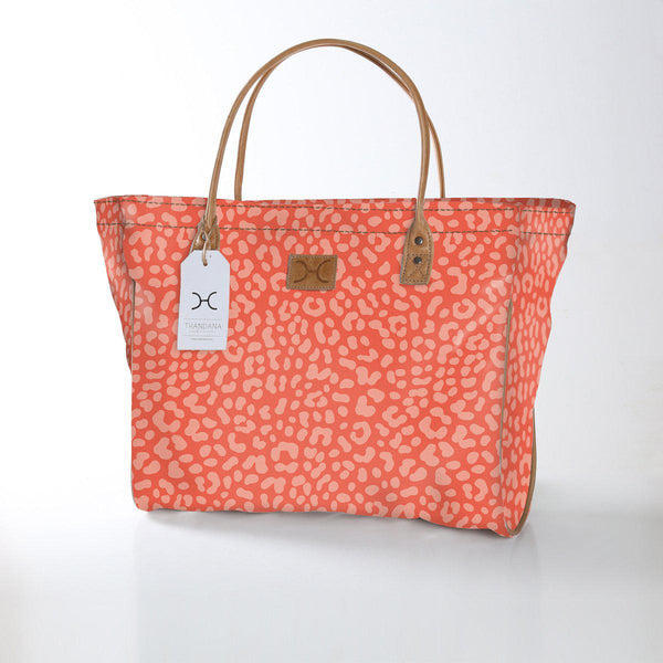 Thandana Laminated Utility Shopper Bag Fabric - KaryKase