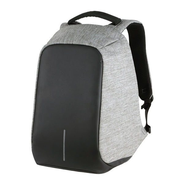 Volkano Smart Anti-theft Laptop Backpack | Black/Grey - KaryKase