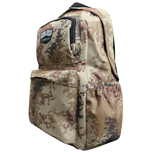 Volkano Military Series Backpack | Brown - KaryKase