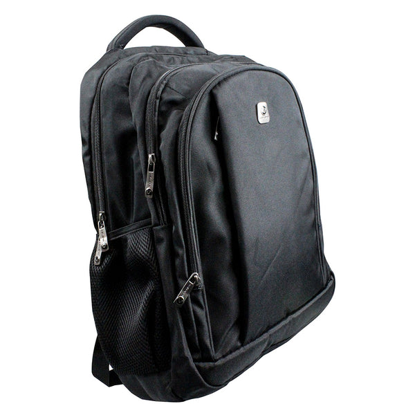 Volkano Stealth Series Backpack [ Black ] - KaryKase