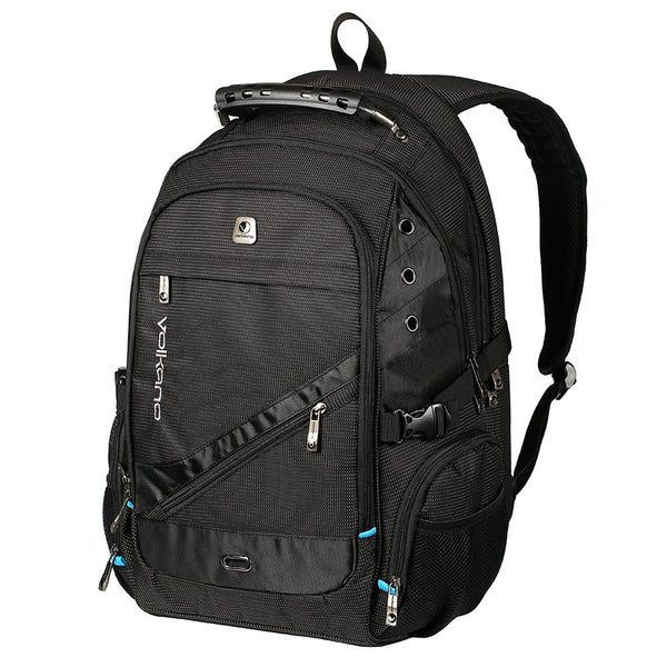 Volkano G-Unit Series Backpack | Black/Grey - KaryKase