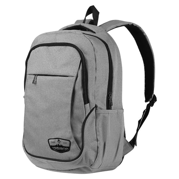 Volkano Victory Backpack | Charcoal