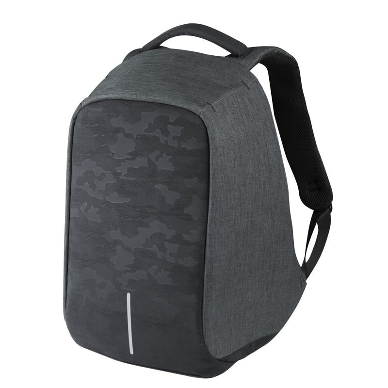 Volkano Smart Anti-theft Laptop Backpack | Camo - KaryKase