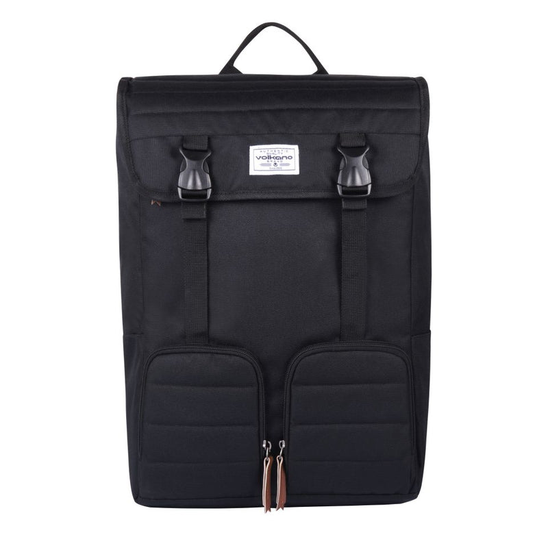 "Volkano Oxford 15.6"" Laptop Satchel 