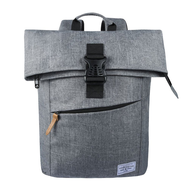 "Volkano Roll-Over 15.6"" Laptop Satchel 