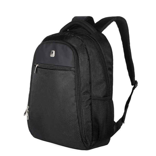 Volkano Element Series Laptop Backpack | Black - KaryKase