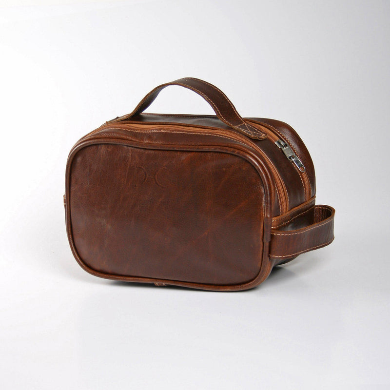 Thandana Unisex Leather Vanity Case - KaryKase
