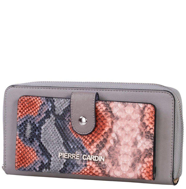 Pierre Cardin Lacey Purse | Grey - KaryKase