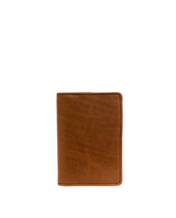 Zemp Zurich Smart Wallet | Toffee Tan - KaryKase