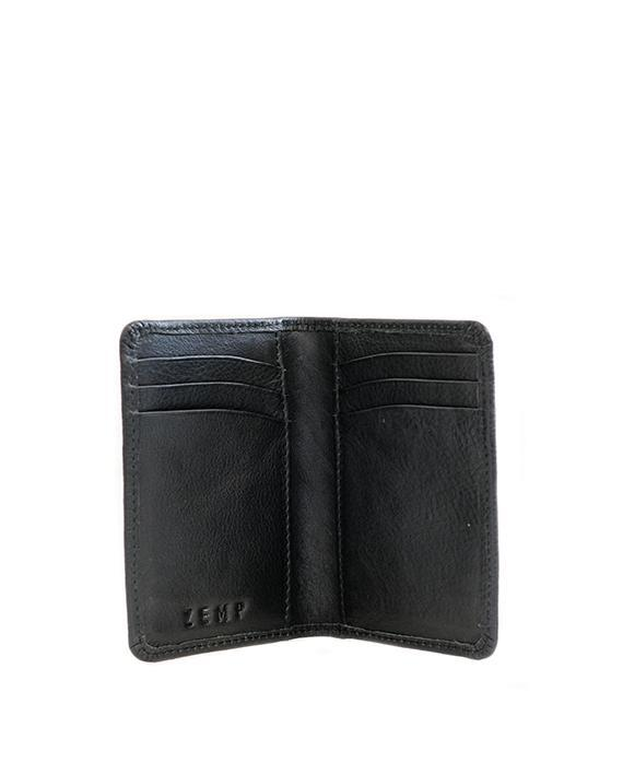 Zemp Zurich Smart Wallet | Black - KaryKase