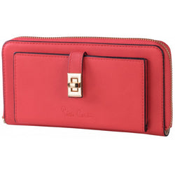 Pierre Cardin Abi Ladies Purse | Coral - KaryKase
