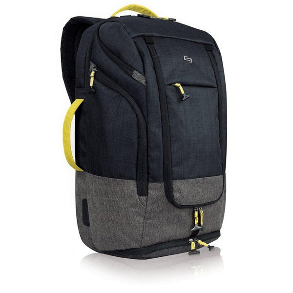 Solo Everyday Max Backpack 17.3″ | Blue/Grey - KaryKase