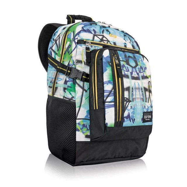 Solo Brooklyn Laptop Backpack