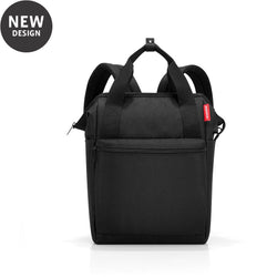 Reisenthel® All-Rounder R Large Backpack | Black - KaryKase