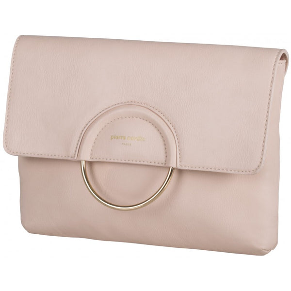 Pierre Cardin Rebecca Crossbody/Clutch Bag | Nude - KaryKase