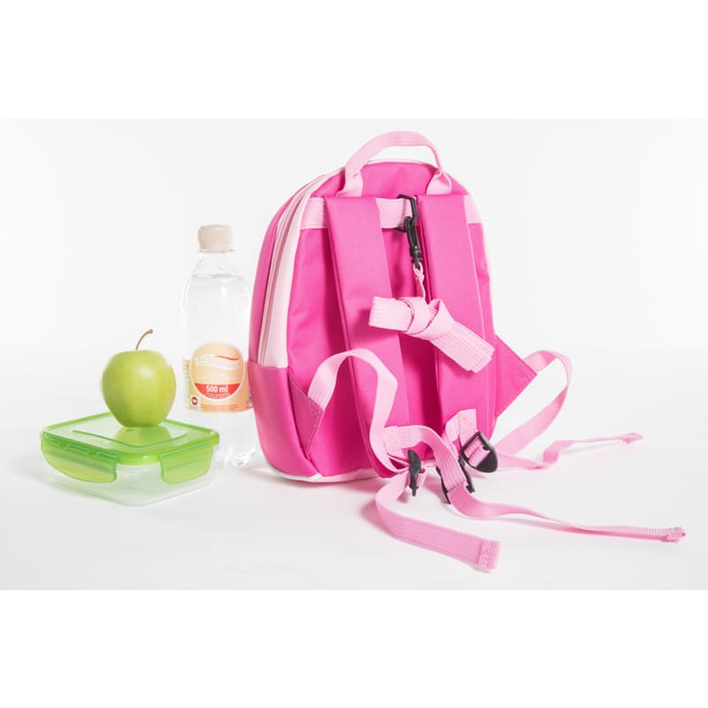 Yuppie Gift Baskets Kids Bunny School Trolley Combo | Pink - KaryKase