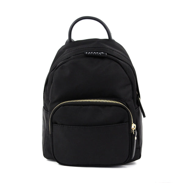 Escape Society Mini Backpack | Matte Black