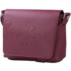 Pierre Cardin Blair Crossbody | Burgundy - KaryKase