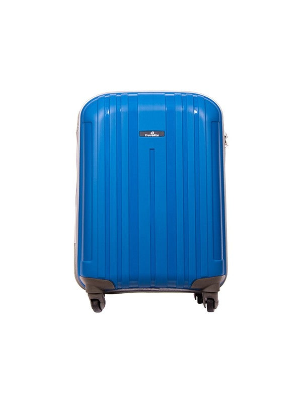 Travelite Trend 54cm Carry-on Trolley | Blue - KaryKase