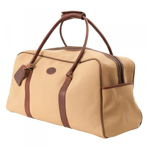 Melvill & Moon Canvas Bulawayo Duffel Bag | Khaki
