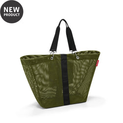 Reisenthel® Large Shoulder Meshbag | Cactus - KaryKase