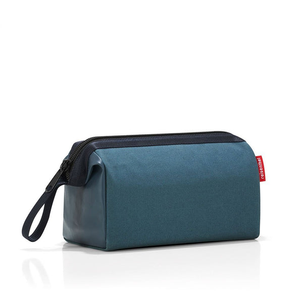 Reisenthel® Travel Cosmetic Bag | Canvas Blue - KaryKase