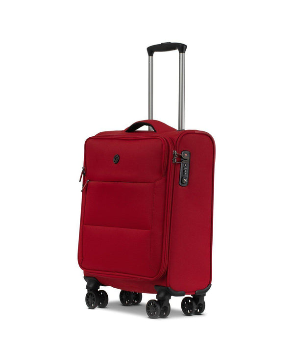 Conwood Soho 55cm Cabin Spinner | Red - KaryKase
