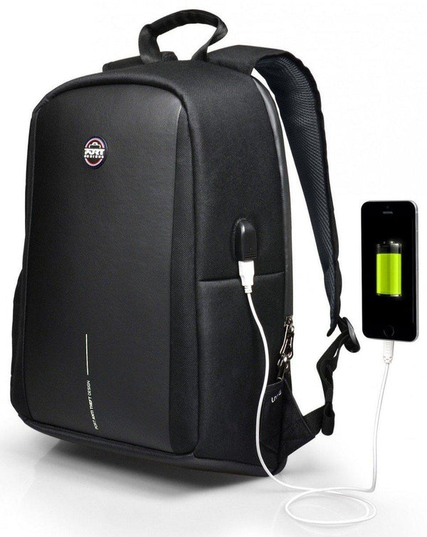 Port Designs Chicago EVO 15.6″ Anti-Theft Backpack