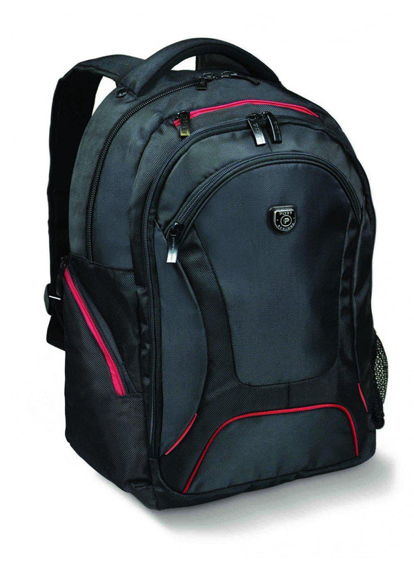 Port Designs Courchevel 17.3″ Laptop Backpack | Black - KaryKase