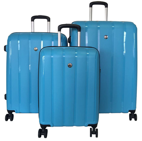 Conwood Pacifica Spinner 3Pc Set | Blue - KaryKase
