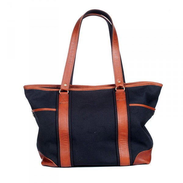 Melvill & Moon Dar Es Salaam Day Bag | Black