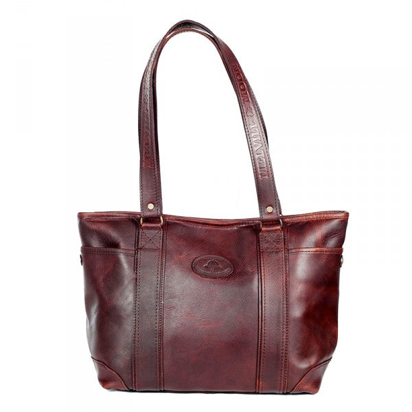 Melvill & Moon Leather Dar Es Salaam Handbag | Brown - KaryKase