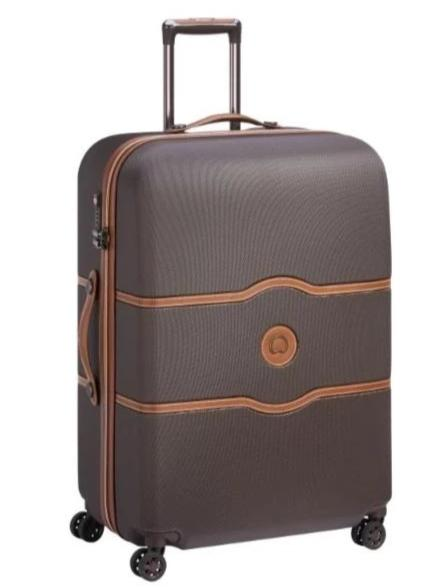 Delsey Chatelet Air Extra Large Check In 77cm | Chocolate - KaryKase