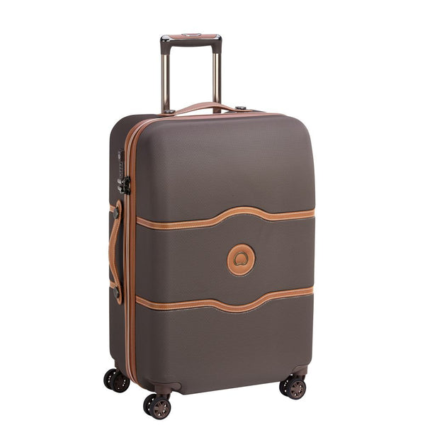 Delsey Chatelet Air Medium Trolley Case 67cm  | Chocolate