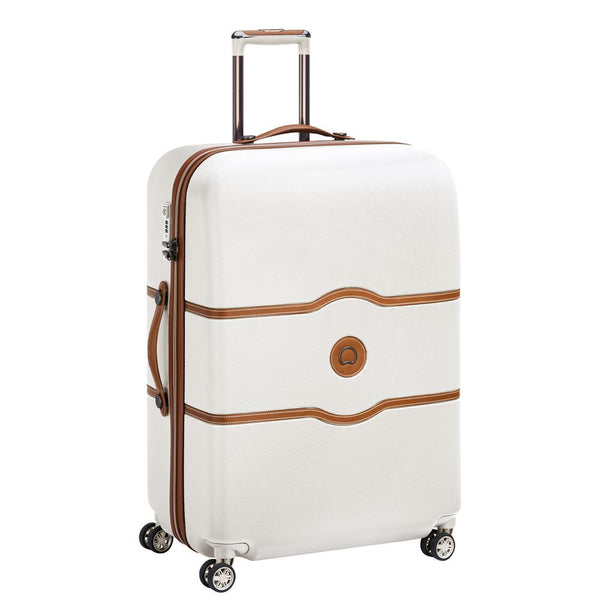 Delsey Chatelet Air Large Check In Case 77cm 4 Double Wheels | Angora - KaryKase