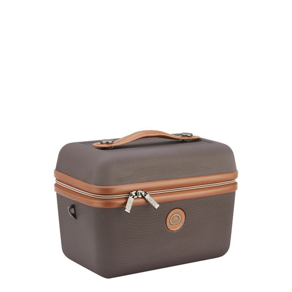 Delsey Chatelet Tote Beauty Case | Chocolate