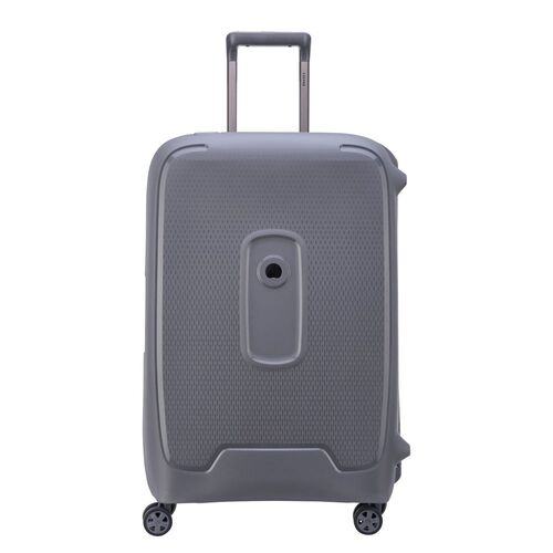 Delsey Moncey Extra large Check In Case 82cm 4 Double Wheels  | Grey - KaryKase