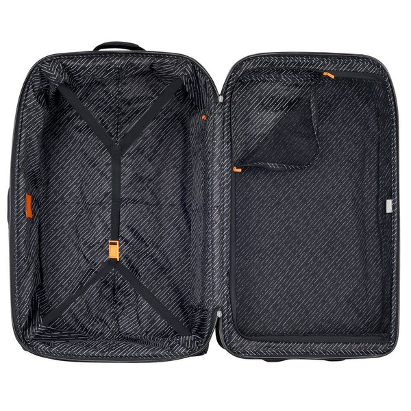Delsey Tramontine 77cm 2 Wheel Trolley Case | Black