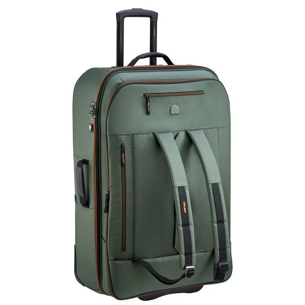 Delsey Tramontine 77cm 2 Wheel Trolley Case | Khaki