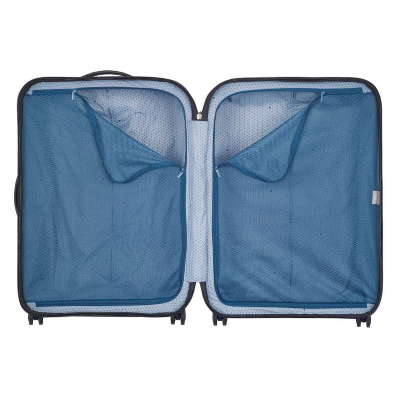 Delsey Turenne 70cm 4 Double Wheels Trolley Case | Black