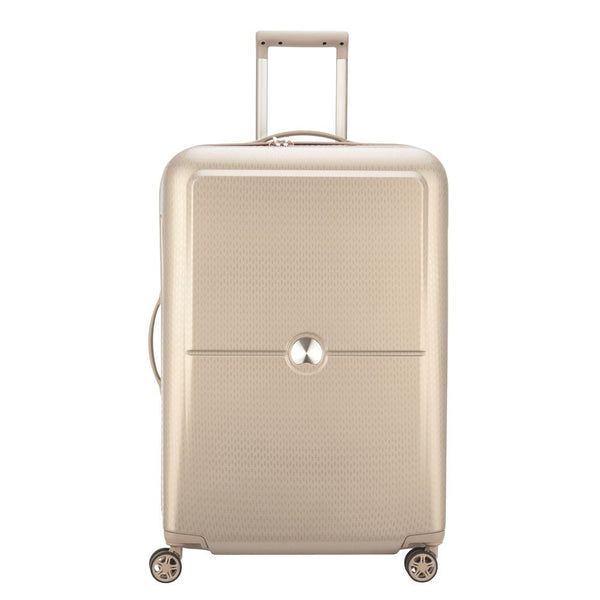 Delsey Turenne 70cm 4 Double Wheels Trolley Case | Gold