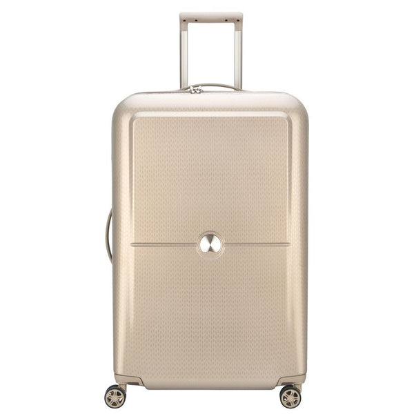 Delsey Turenne 75cm 4 Double Wheels Trolley Case | Gold