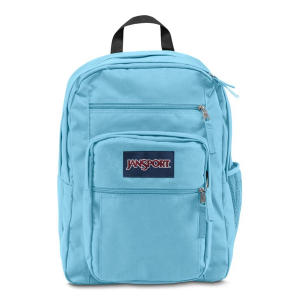 Jansport Big Student Backpack | Blue Topaz - KaryKase