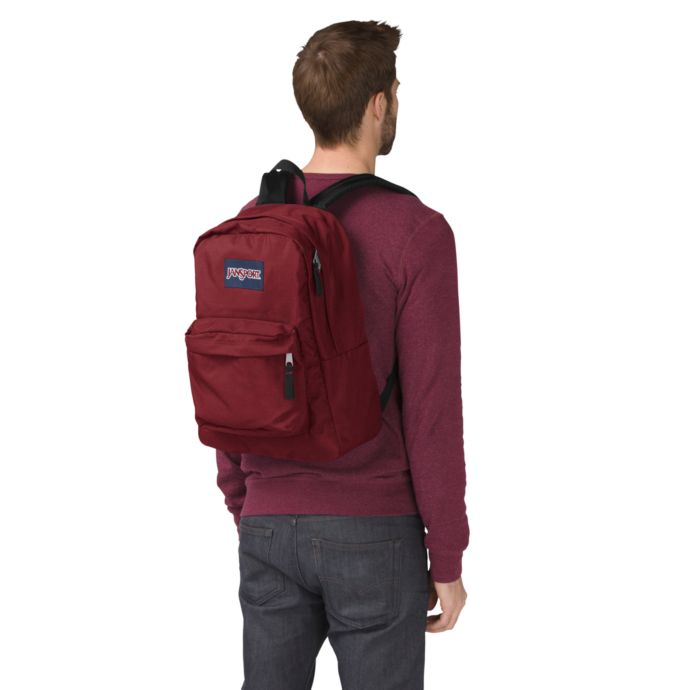 Jansport SuperBreak® Backpack | Viking Red - KaryKase