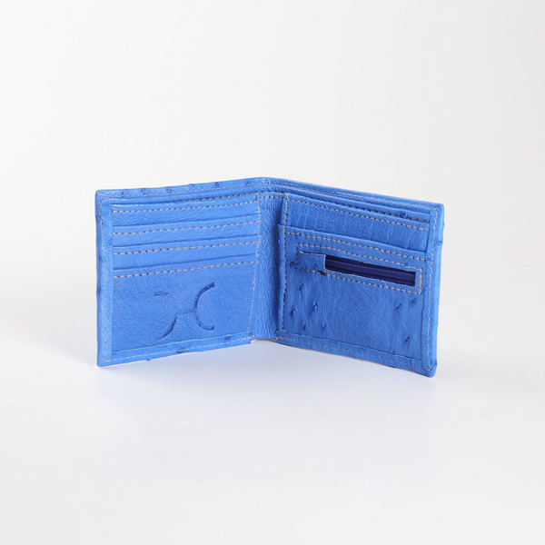 Thandana Mens Ostrich Leather Wallet