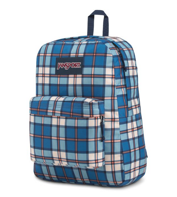 Jansport SuperBreak® Backpack | Check Me Plaid - KaryKase
