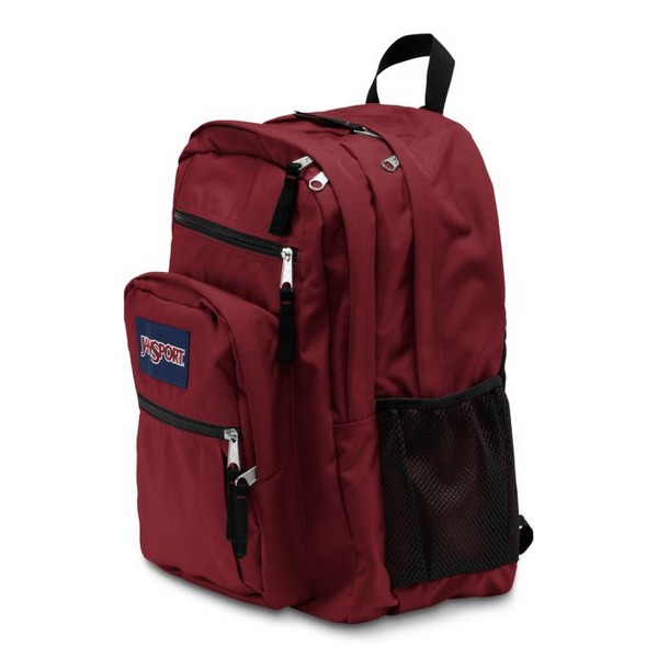 Jansport Big Student Backpack | Viking Red - KaryKase